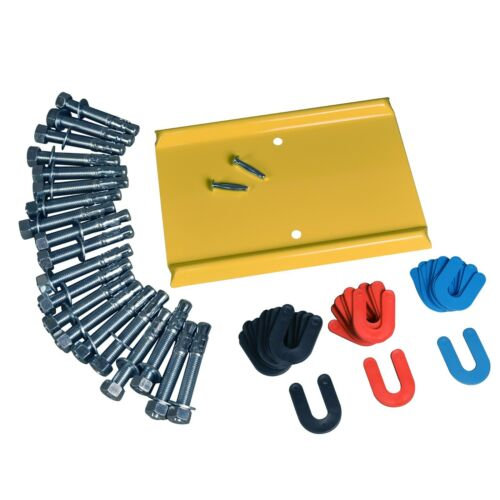 Single Dish Auto Lift Re-Installation Kit for ROTARY Lifts w// FREE SHIPPING!