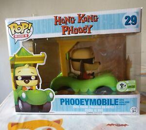 Funko Pop!   Monte 29 Phooeymobile avec l'édition limitée 3000 de Hong Kong Eccc 2017