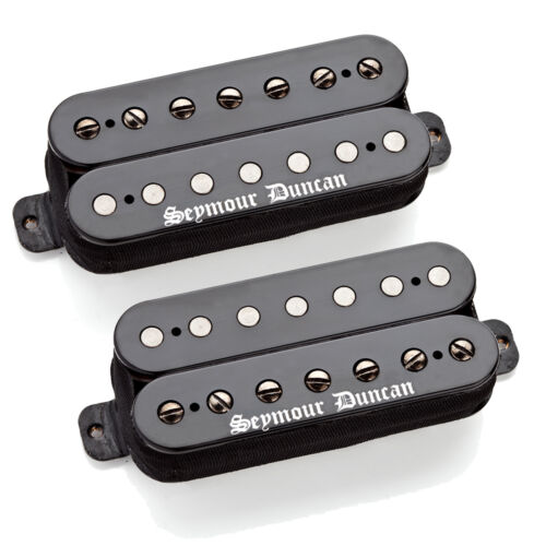 Seymour Duncan Black Winter 7 String Humbucker Set free shipping