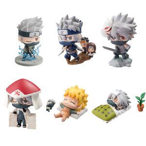 Naruto-Shippuden-Hatake-Kakashi-Naruto-Uzumaki-Special-6pc-Set-Figure-TOY