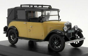 Oxford-Diecast-Auto-Modello-in-scala-1-43-AT007-AUSTIN-Low-Loader-TAXI-Fawn