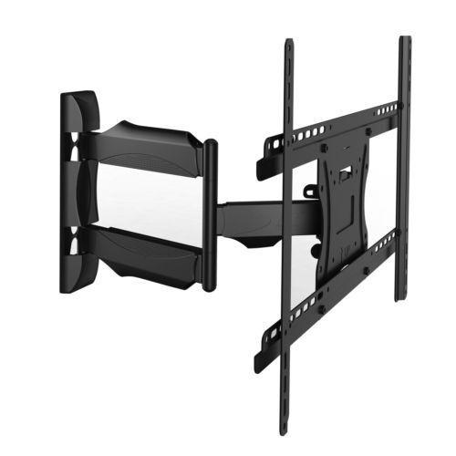 Slim Swivel Tilt TV Wall Bracket for LCD LED Plasma 26 27 30 32 37 40 42 46 50+
