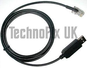 USB Programming Cable for Philips & Simoco PRM80 & SRM9000 Series Radios-afficher le titre d`origine 4L8xxkfL-07145445-105161298