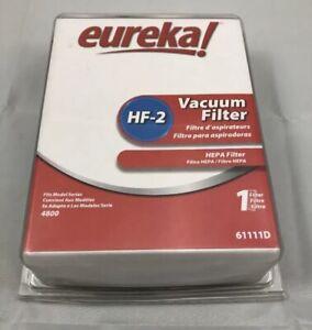EUREKA 4800 1 HF2 EUREKA 4880 SERIES EUREKA HF-2 HEPA VACUUM CLEANER FILTER
