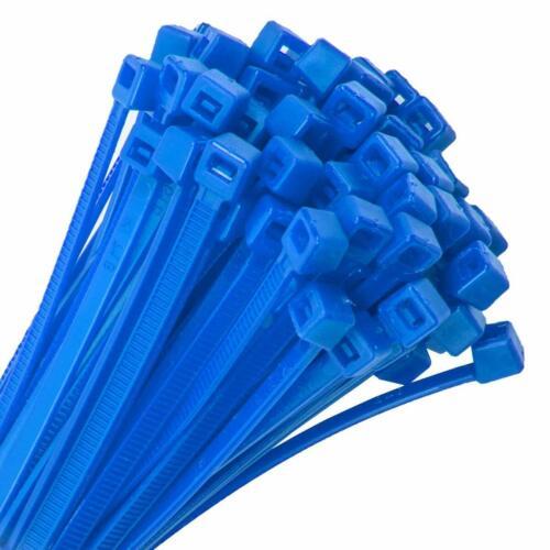 Nylon Plastic Cable Ties Zip Tie Wraps Black Natural Coloured 100mm 200mm 300mm