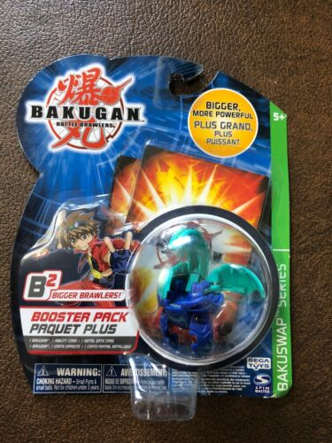 Bakugan Wavern Green over Blue Dual Attribute B2 Bakuswap 360G /& cards