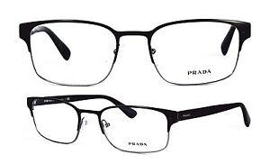 Prada-Fassung-Brille-Glasses-VPR-64R-LAH-1O1-Gr-53-Nonvalenz-BF-28-T-71