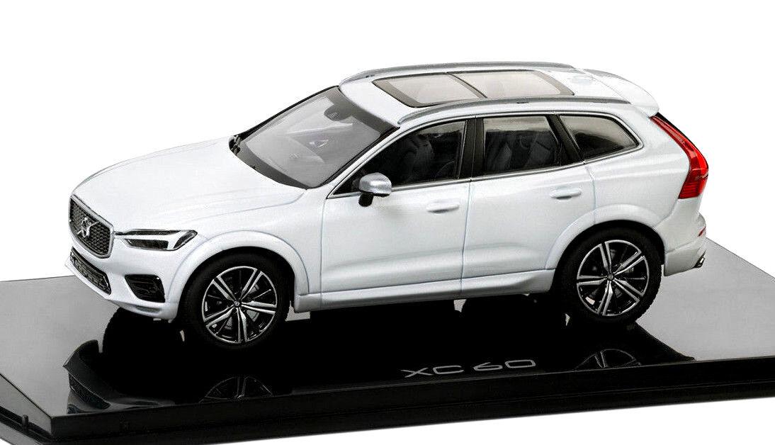 Hay más marcas de productos de alta calidad. Maravilloso Kyosho-PR-MODELCoche Volvo XC60 2018-Cristal blancoo - 1 43 43 43 - Ed. Lim.  Felices compras