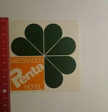 Aufkleber/Sticker: Wiesbaden Penta Hotel (231116145)