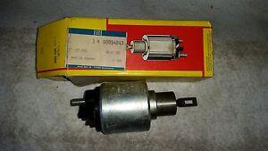 Original-GM-Anlasser-Schalter-Starter-switch-Kadett-E-Ascona-C-Corsa-A
