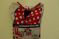 Disney Minnie Mouse Girls' Thermal Underwear Set Size 6 Cotton