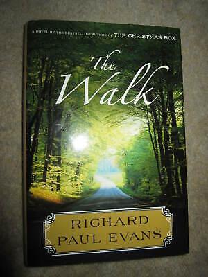 HC book, The Walk by Richard Paul Evans, 2010 9781439187319   eBay