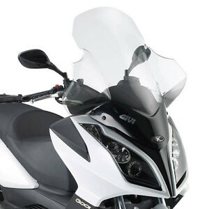 Intelligent Parabrezza Givi D294st Kymco Downtown 200 Ie 2009 2010 2011 2012 2013