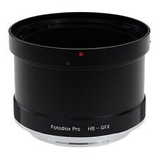 Fotodiox Objektivadapter Pro Hasselblad V Linse für Fujifilm GFX 50S Kamera