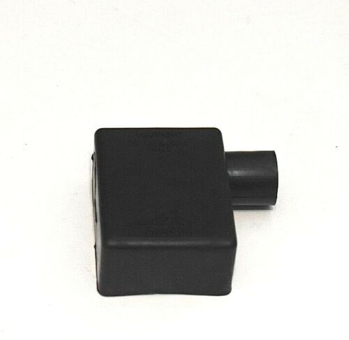 Battery Terminal Boot Elbow Protector 1 Left Black Negative 2//0 Gauge Wire