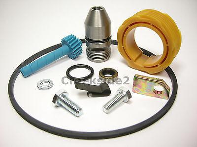 Hold Down Retainer Bracket for Speedo Housing Sleeve TH350 Speedometer Turbo 350