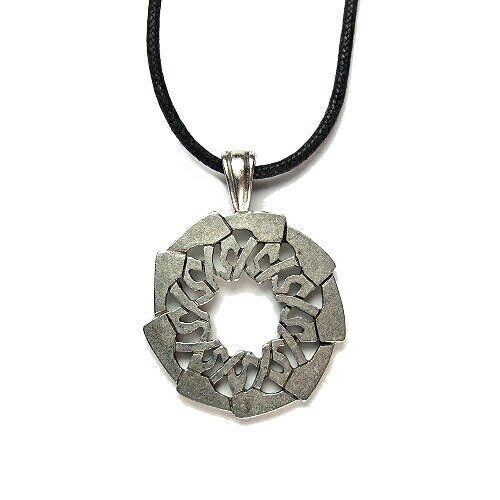 Celtic Earth Harmony Pendant Necklace Wiccan Pagan Jewelry EHC
