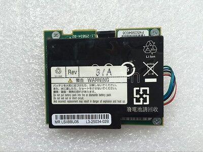 LSI BBU06 Battery LSI00160 for LSI 8708EM2 8704EM2 M5014 M5015 controller raid