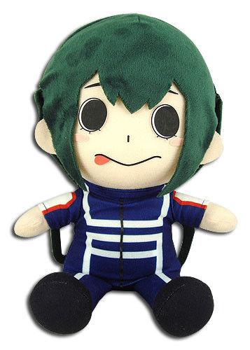 **Legit** My Hero Academia Authentic Plush Sitting Tsuyu Asui UA Uniform #56567