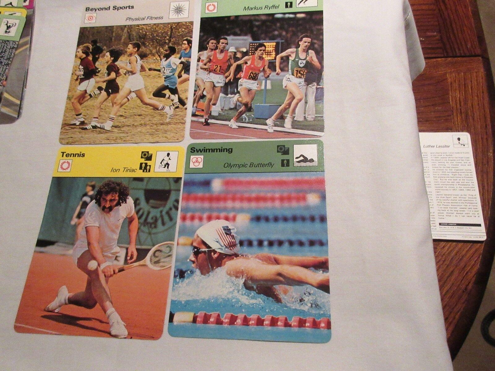 Sportscaster Cards 1978 , Deck # 88 , Cards # 1-24 , ER