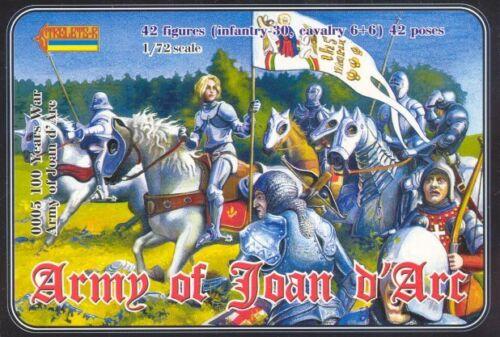 Strelets 1:72 Army of Joan d/'Arc