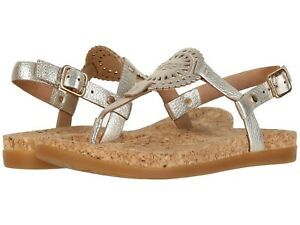 a58224f3727 Details about Women's Shoes UGG AYDEN II METALLIC T-Strap Leather Flat  Sandals 1099857 GOLD