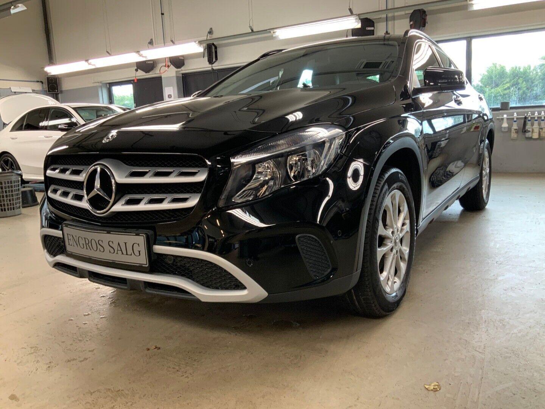 Mercedes-Benz GLA200 1,6 aut.