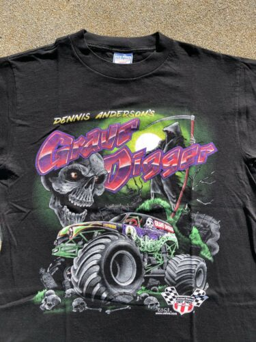 VTG Dennis Anderson's Grave Digger Monster Truck B