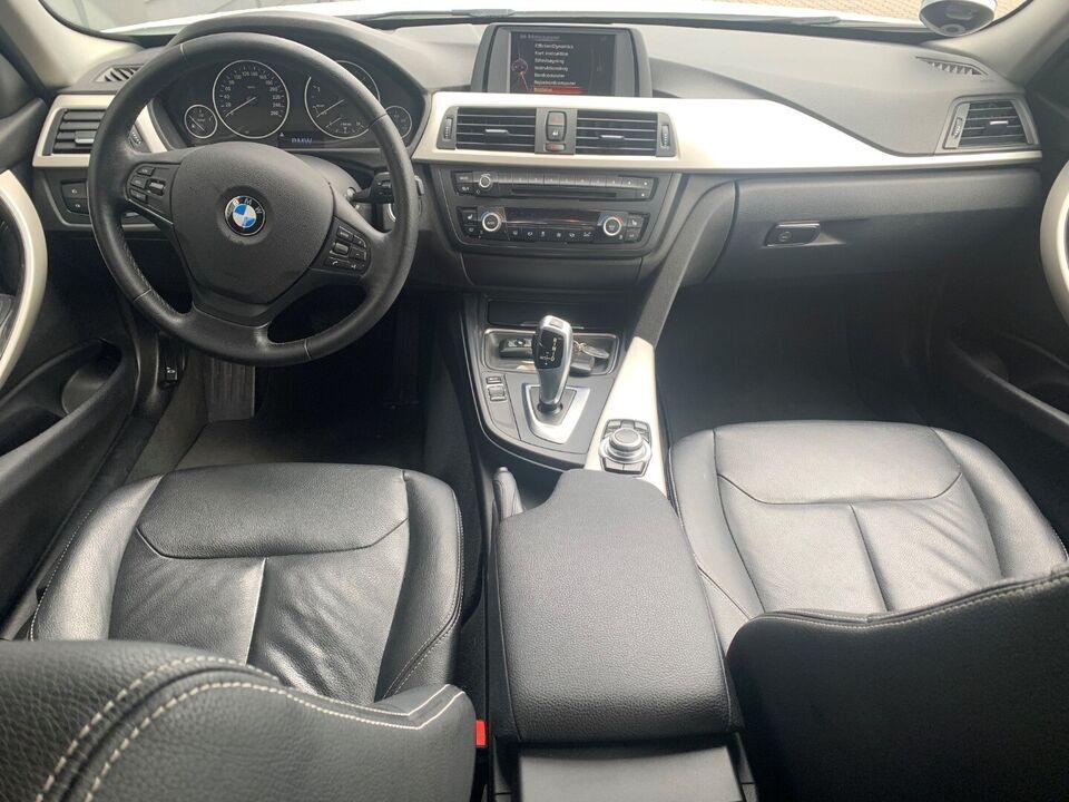 BMW 320d 2,0 Touring aut. Diesel aut. Automatgear modelår