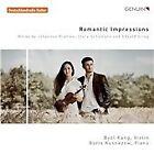 Romantic Impressions: Works by Johannes Brahms, Clara Schumann and Edvard Grieg (2015)