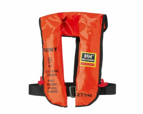 Helly Hansen Echo Twin Chamber Inflatable Life Jacket 275 N HR Solas 78857 Sea