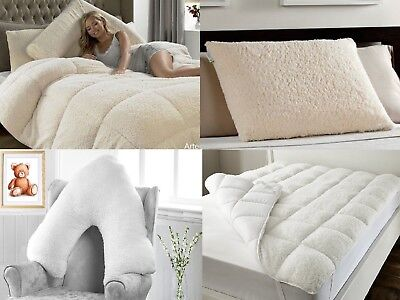 Plain Duvet Cover with Pillow Case Quilt Cover Bed Set OR Fitted Sheet S-D-K-S-K