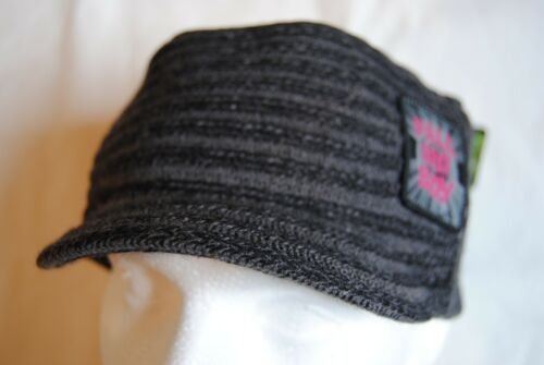 FALL OUT BOY PATCH LOGO PEAK BEANIE SKI HAT NEW OFFICIAL INFINITY ON HIGH FOLIE