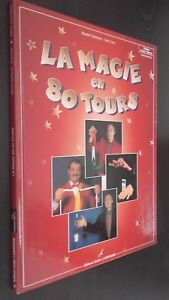 La Magia En 80 Trucos D. Vuittenez-G. Lore Ed. Carpentier 1997 Demuestra Be