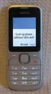 Nokia c1-01 Handy alle Netze guter Zustand