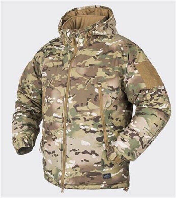 Helikon Tex Apex Climashield level 7 Inverno Outdoor Giacca Jacket Camogrom 3xl