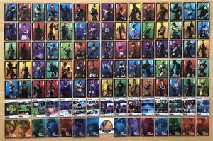 serie 2 50 diferentes tarjetas de colección Panini Cuaderno fortnite Reloaded