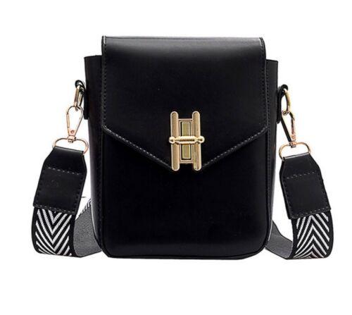 Wide Shoulder Strap Small Square Bag Trend Fashion