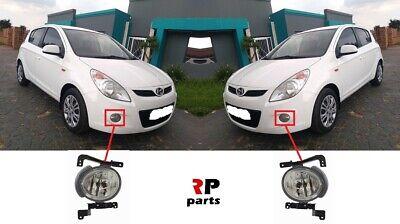 Per Mazda MX-5 2005-2012 NUOVO Paraurti Anteriore Foglight Lampada COPPIA SET L/&R