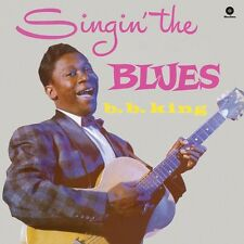 B.B. King - Singin' the Blues [New Vinyl] Spain - Import