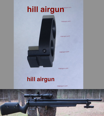hill airgun Barrel Band with integrated rail, for your Benjamin Marauder  PCP | eBay