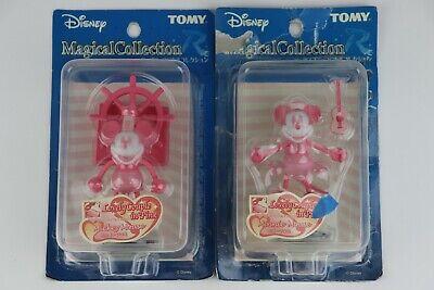 Disney Mickey /& Minnie Magical Gacha Kohde Mini Capsule Machine Takara Tomy
