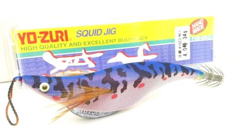 1pc Yo-zuri Squid Egi Eging Calamar Calamari Fishing Jig A1023 34g Size #4.0