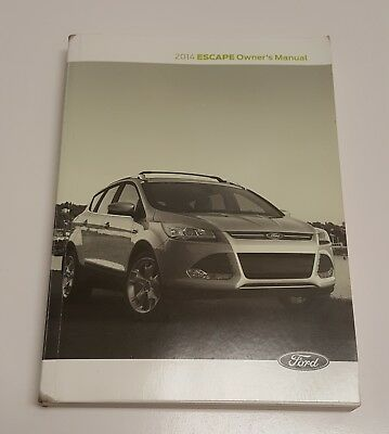 ford escape navigation system owners manual titanium