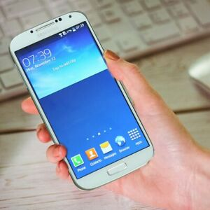 New-S4-GT-I9095-16GB-White-Frost-Unlocked-Smartphone-FR-DHL