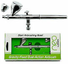 Iwata-medea Neo Gravity Feed Dual Action Airbrush N4500