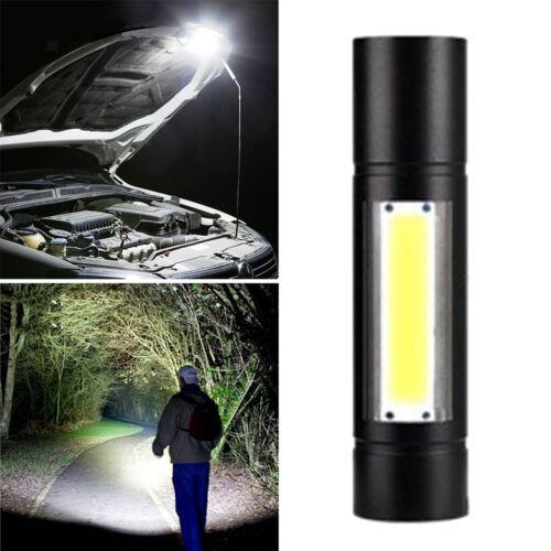 Wasserdichte COB LED Arbeitsleuchte wiederaufladbare Taschenlampe Camping