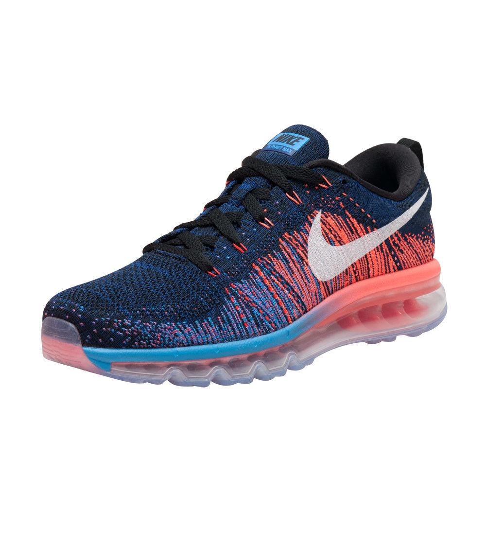 brand new ac2cb 65bdd Nike Max zapatos corrientes de de de los hombres Flyknit 620469 008 marca  de descuento aaee8d