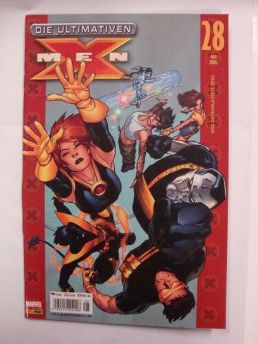 X-Men sehr gut Wolverine Die ultimativen X-Men Heft 28 Panini