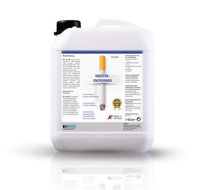 Hart Arbeitend Sksonic Nikotinentferner Sk36ne 5,0 Liter Spezial-reiniger FöRderung Der Produktion Von KöRperflüSsigkeit Und Speichel